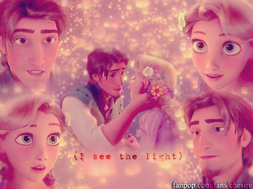 Tangled Images I See The Light Wallpaper And Background Photos