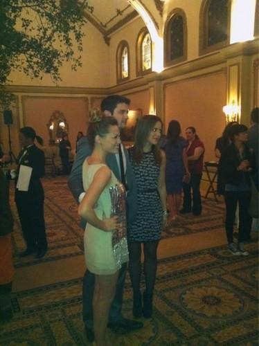 James, Bethany & Sophia<3