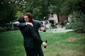 Jared at Brian Buckley's wedding