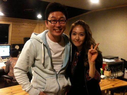 Jessica Selca Picture with Kim Keon Woo