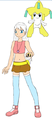 Jessica in the 5th or so season. - pokemon-trainer-rp photo