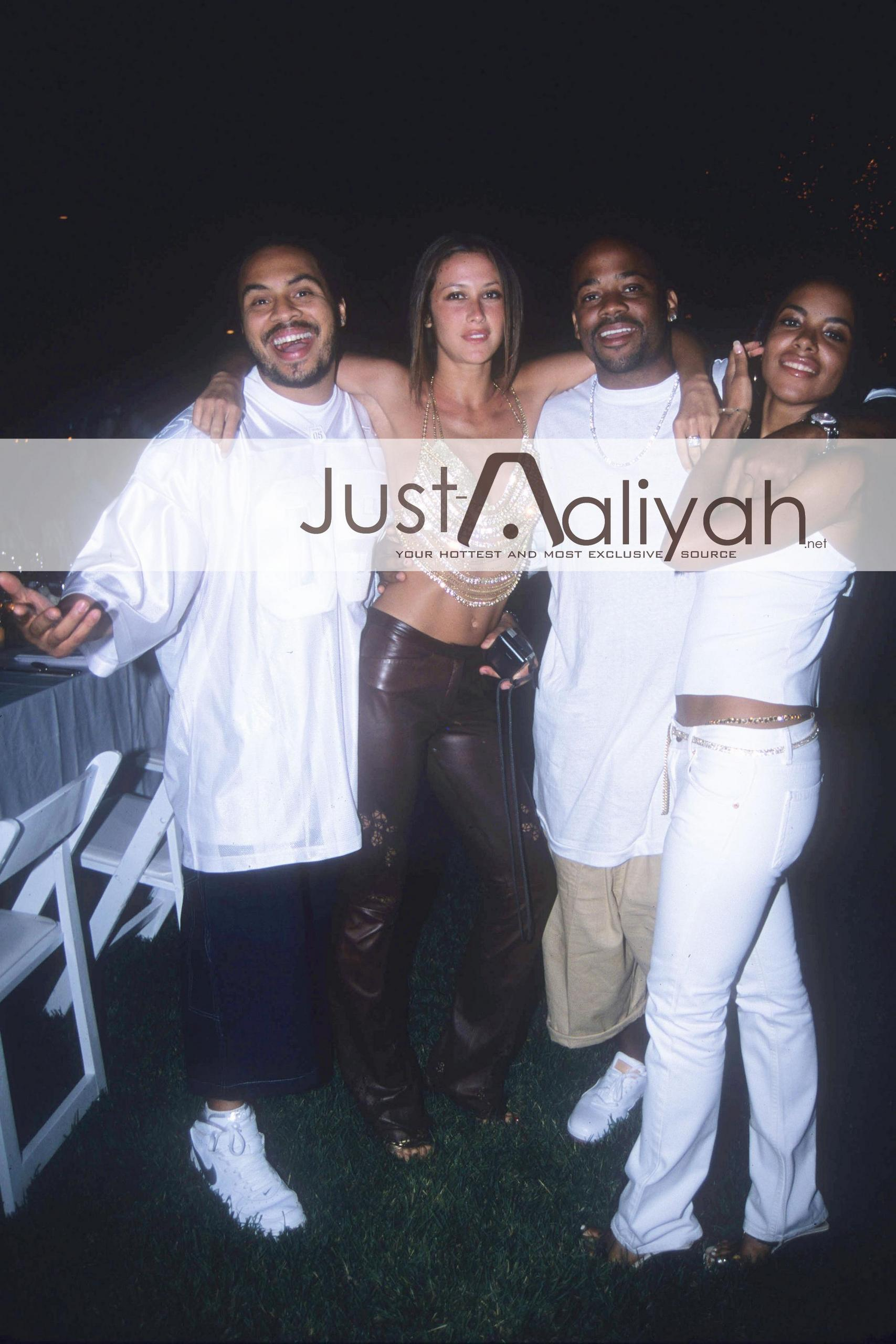 Just-Aaliyah Exclusive...