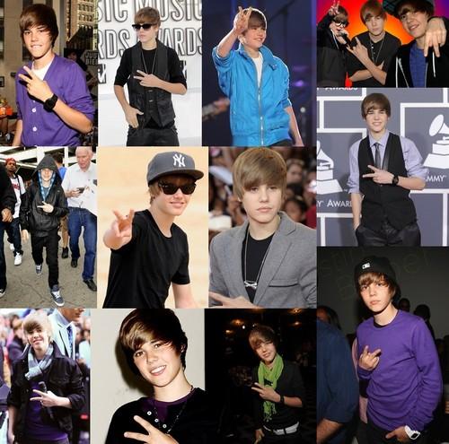 Justin Bieber : 3
