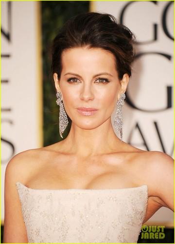 Kate Beckinsale - Golden Globes 2012 Red Carpet