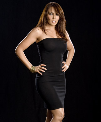 Layla Photoshoot Flashback