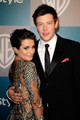 Lea and Cory at the Golden Globes ♥ - finn-and-rachel photo