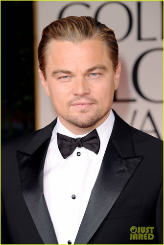 Leonardo DiCaprio - Golden Globes 2012 Red Carpet - leonardo-dicaprio Photo