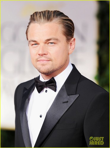 Leonardo DiCaprio - Golden Globes 2012 Red Carpet