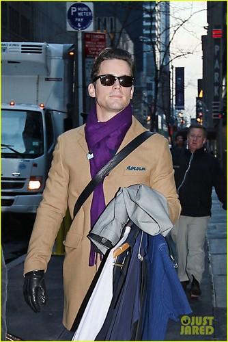 Matt Bomer: 'White Collar' Returns Tonight!