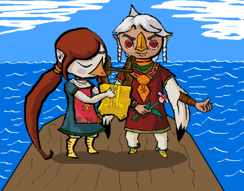 Medli and Komali