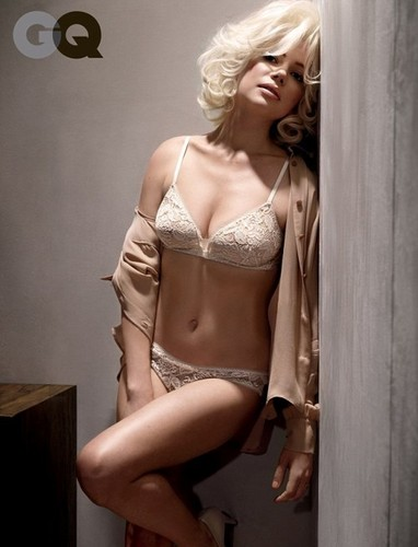 Michelle Williams - 'GQ' February 2012