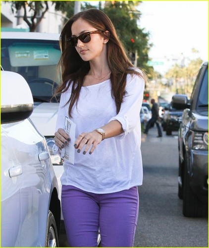Minka Kelly: Dog giorno Afternoon