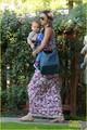 Miranda Kerr & Flynn: Playdate Pair