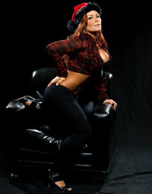 Natalya Photoshoot Flashback