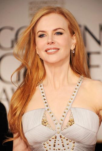 Nicole Kidman - Golden Globes 2012