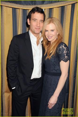 Nicole Kidman: HBO TCA Panel With Clive Owen!