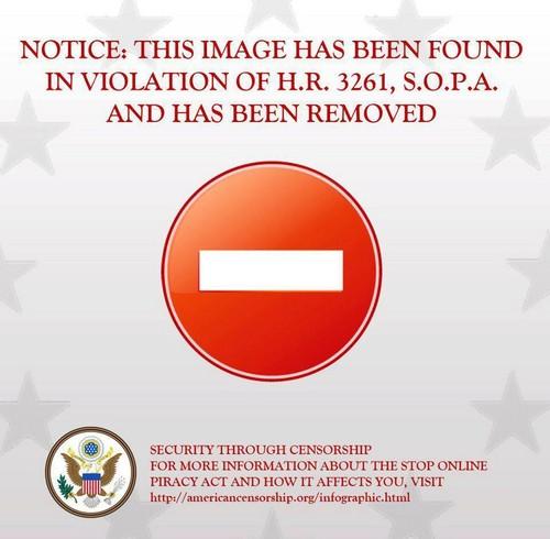 No SOPA