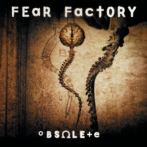 Fear Factory kertas dinding titled Obsolete (Limited Edition)