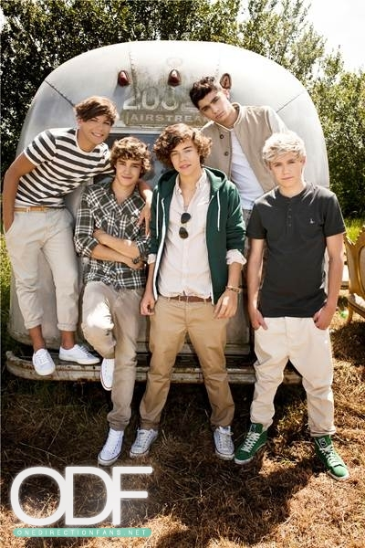 One Direction Photoshoot!