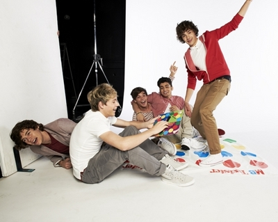 One Direction wallpaper possibly with a living room and a family room titled One Direction Photoshoots 2012