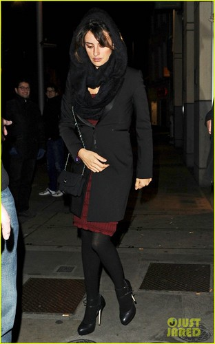 Penelope Cruz & Javier Bardem: ロンドン Lovebirds!