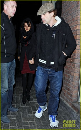 Penelope Cruz & Javier Bardem: London Lovebirds! - penelope-cruz Photo