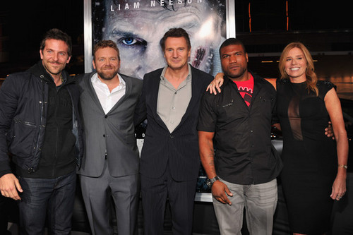 """Premiere Of """"The Grey"""" - Red Carpet"""