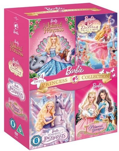 Princess dvd's