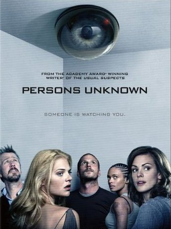 Persons Unknown Images Promo Poster Wallpaper And Background Photos