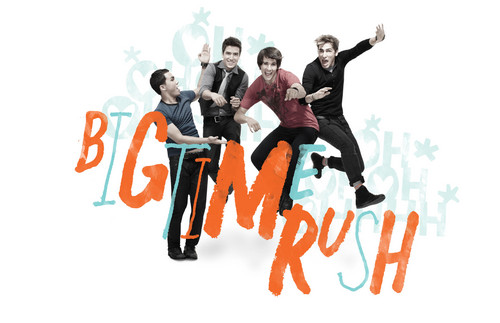 Promoshoot for Big Time Rush