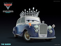 disney-pixar-cars-2 - Queen wallpaper