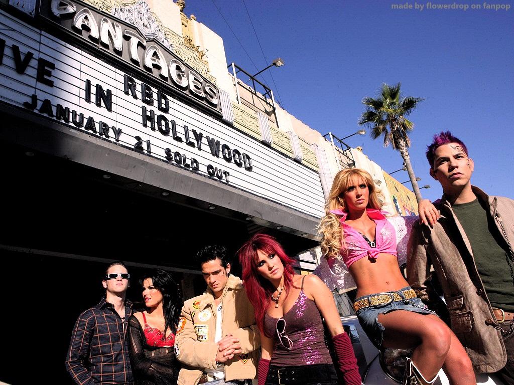 videos de rbd live in hollywood: