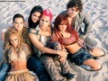 RBD Wallpaper - anahi-and-dulcemaria-and-maite wallpaper
