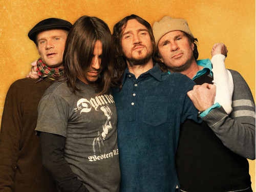 Red Hot Chili Peppers wallpaper called Red Hot Chili Peppers