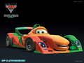Rip Clutchgoneski - disney-pixar-cars-2 wallpaper