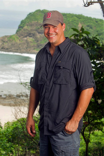 Rob Mariano - Redemption Island