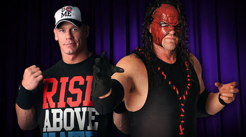 Royal Rumble:John Cena vs Kane