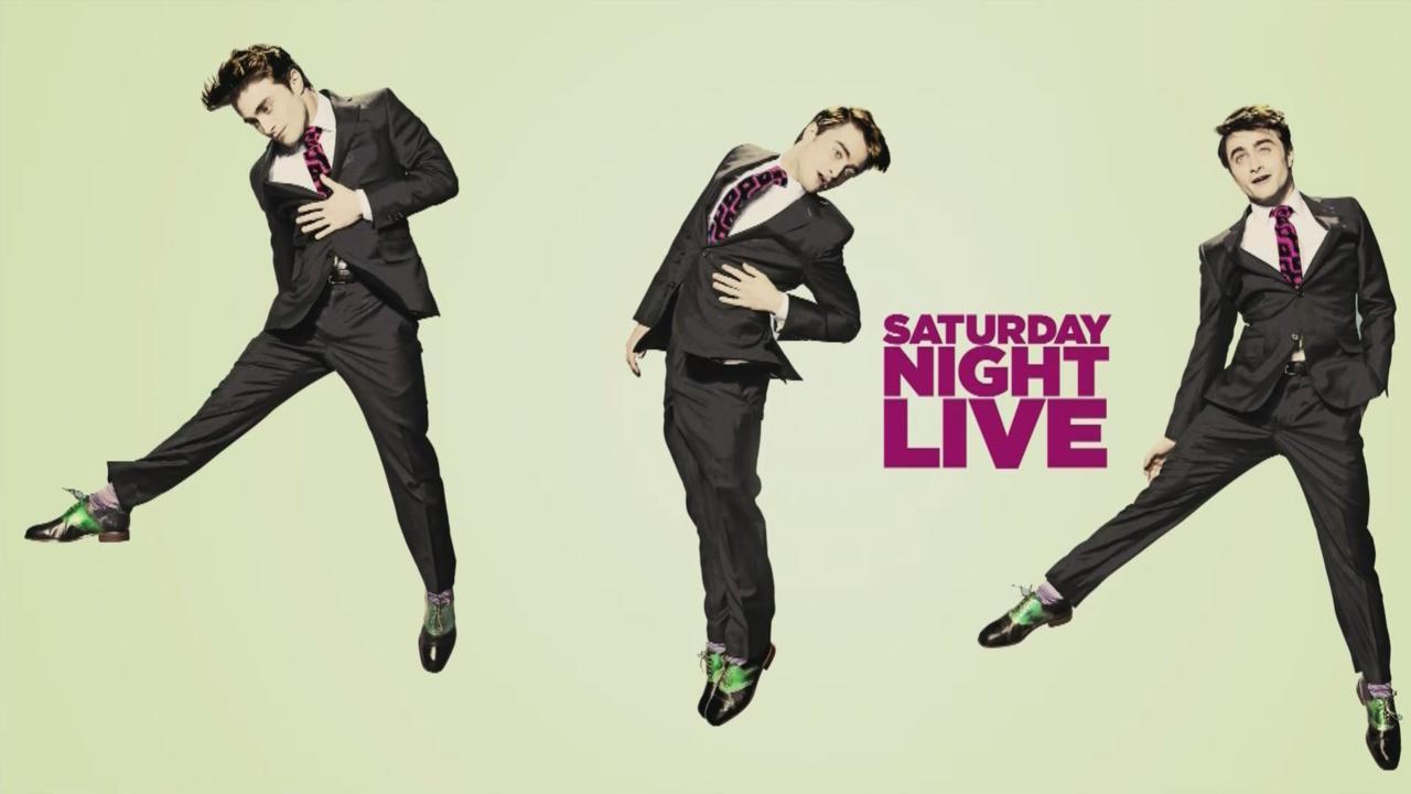 SNL 2012 - Daniel Radc... Joseph Gordon Levitt Snl