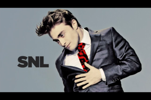 SNL 2012 - daniel-radcliffe Photo