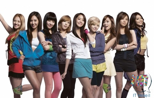SNSD @ Freestyle Online Promotion