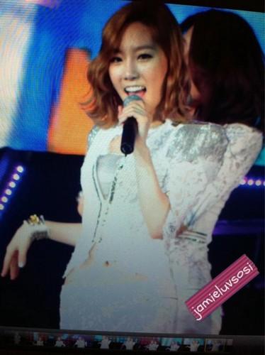 SNSD @ Girls Generation 2nd Tour in Hong Kong concert (Fantaken)