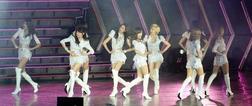 S♥NEISM wallpaper called SNSD @ Girls Generation 2nd Tour in Hong Kong Concert