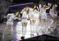 SNSD @ Girls Generation 2nd Tour in Hong Kong コンサート
