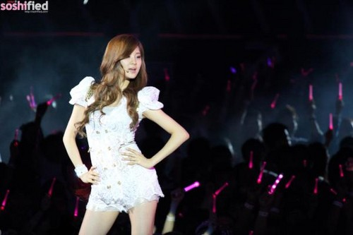 SNSD @ Girls Generation 2nd Tour in Hong Kong concerto