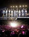 SNSD @ Girls Generation 2nd Tour in Hong Kong konser