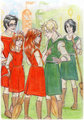 Scorpius and Rose: Quidditch - rose-and-scorpius fan art