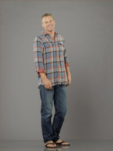 Season 3 - Cast Promotional Photos - Brian Van Holt