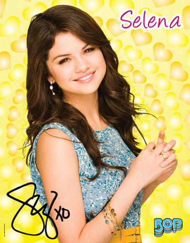 selena gomez dan demi lovato wallpaper possibly containing a portrait titled Selena Gomez poster