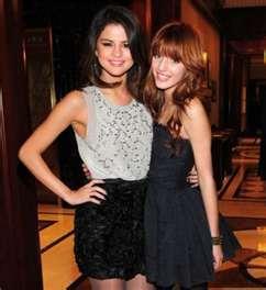 Selena and Bella