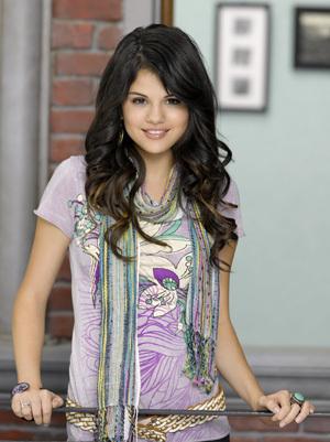 Selena as Alex Russo! <3